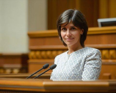 Депутат пришла в Раду на последних днях беременности
