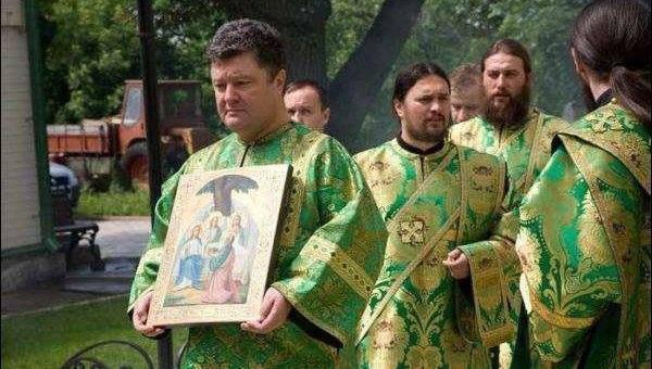 Евгений Магда: Порошенко и его единая поместная церковь