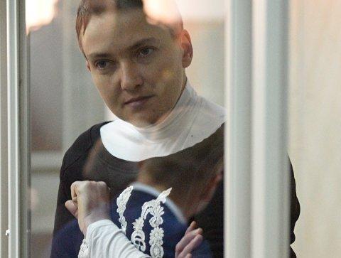 """Савченко придумала новий вид """"катування"""" і скаржиться на СБУ"""