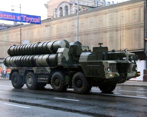 Россия поставит в Сирию новые ракетные комплексы