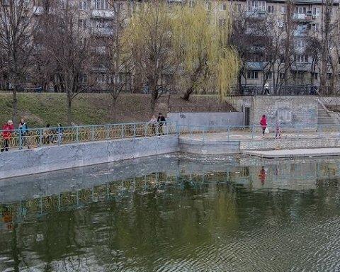 Горы мусора: киевлян поразили состоянием популярного места отдыха