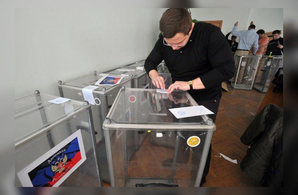 Пушилин заявил о готовности провести новый «референдум» на Донбассе
