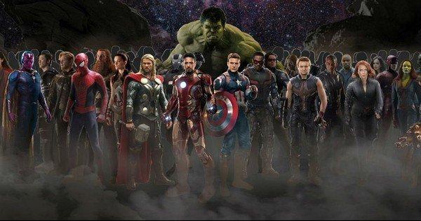 Мстители: война бесконечности. В сети появился трейлер нового фильма