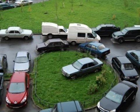 Новий закон. Парковка в недозволеному місці обійдеться в тисячу гривень – Кличко