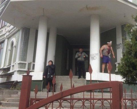 Массовая перестрелка в Киеве: задержали десять человек