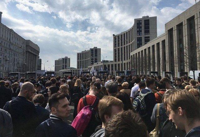 Противоборство Роскомнадзора имессенджера Telegram будет продолжаться вечно— Омбудсмен