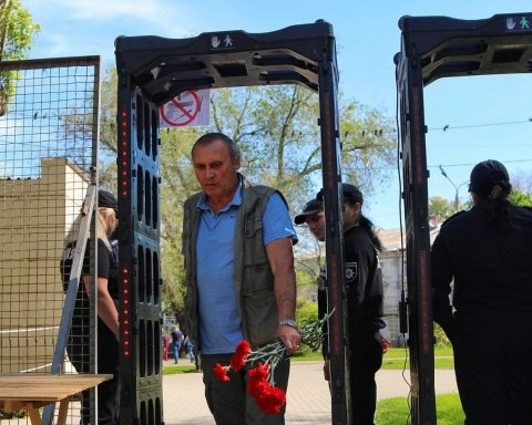 Річниця трагедії в Одесі: фотозвіт