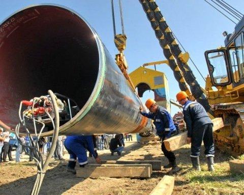 Строительство турецкого потока