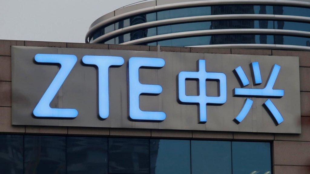 Трамп пообещал помочь китайской ZTE «вернуться в бизнес»