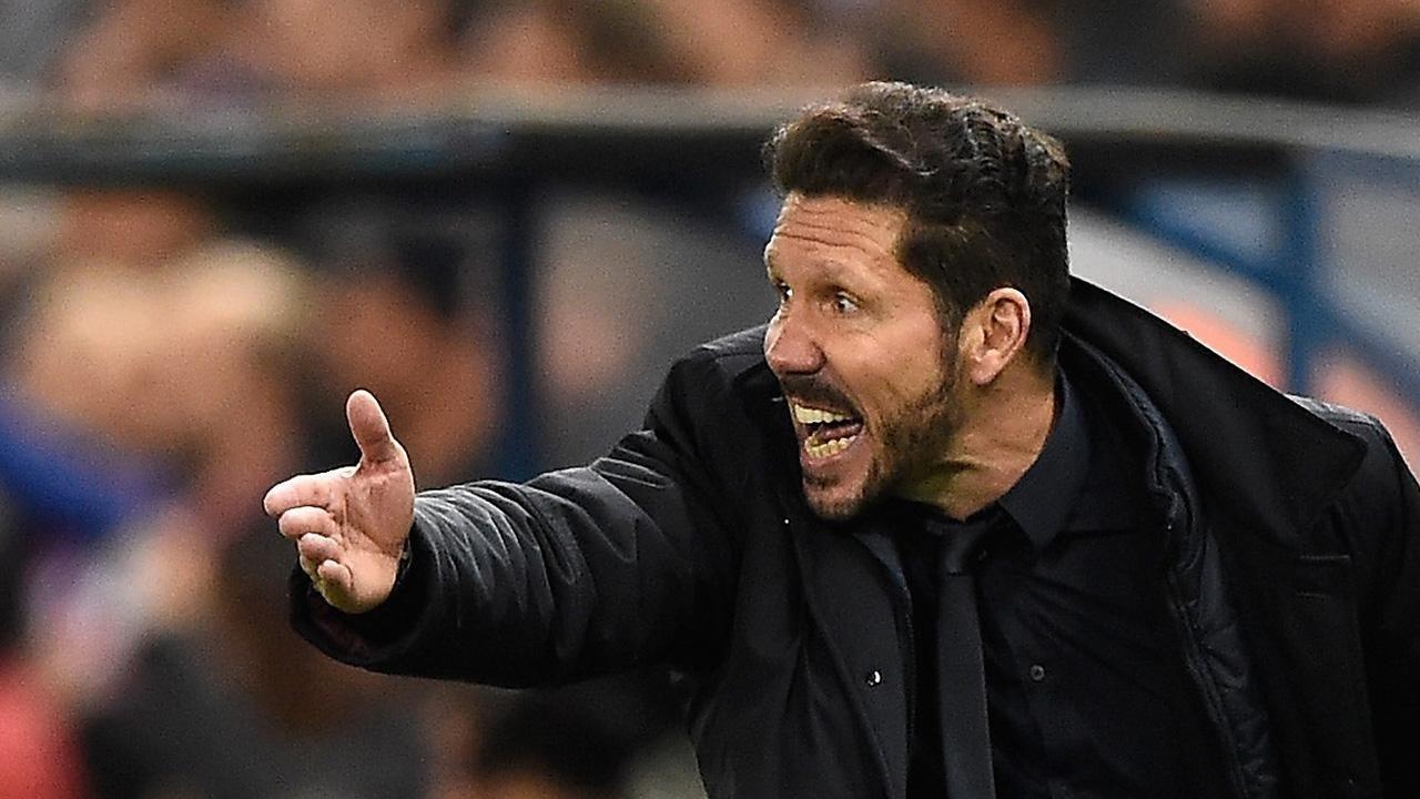Диего Симеоне сравнялся случшим тренером вистории «Атлетико»