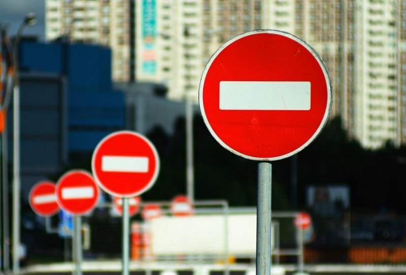 В Киеве перекрывают дороги в связи с визитом президента Литвы: где не проехать