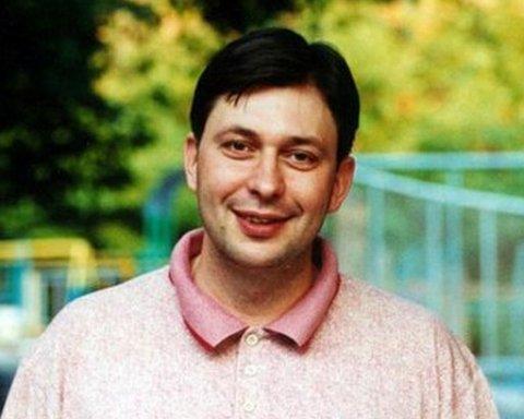 """Головред """"РІА """"Новини Україна"""" Вишинський відмовився від українського громадянства"""