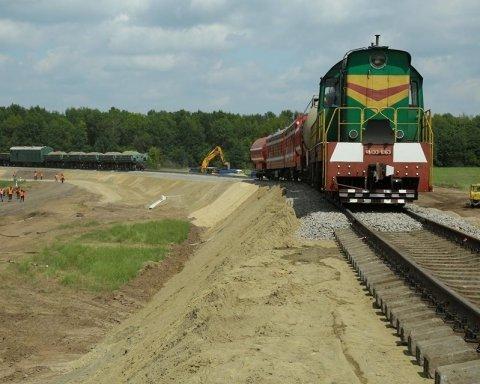 Железнодорожное сообщение Киева с аэропортом «Борисполь» резко подешевело
