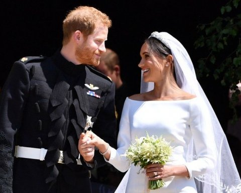 Принц Гаррі та Меган Маркл відправились у королівське турне