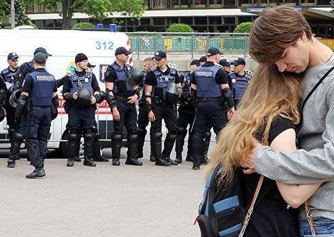 Півмільйона учасників, 28 затриманих: поліція підвела підсумки Дня Перемоги