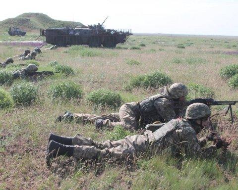 украинский военный полигон Яворивський