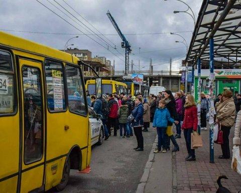 У Києві зникнуть усі маршрутки: названо дату