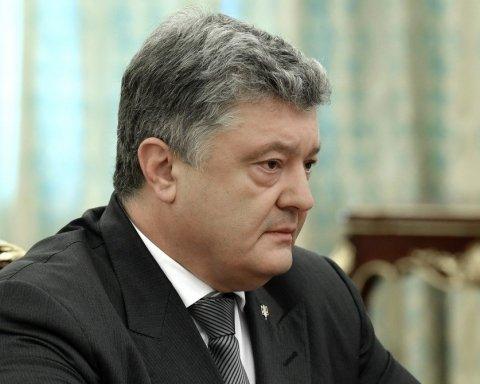 Порошенко зробив нову заяву щодо миротворців на Донбасі