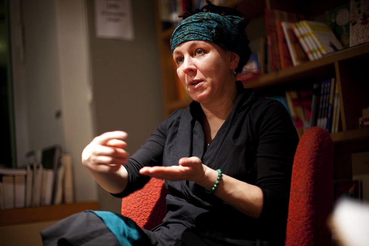Польская писательница Ольга Токарчук стала лауреатом Букеровской премии 2018 года