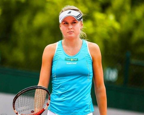 Украинка Козлова обыграла прошлогоднего триумфатора на Roland Garros
