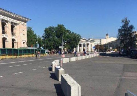 Контрактовая площадь в Киеве стала более пешеходной