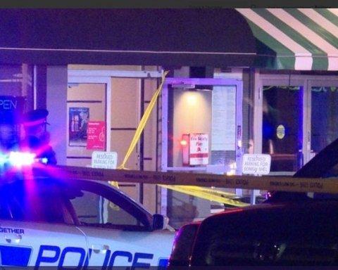 В ресторане прогремел взрыв, десятки раненых (видео)
