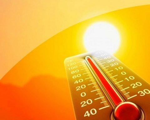 Ночью в Киеве был побит температурный рекорд 1981-го года