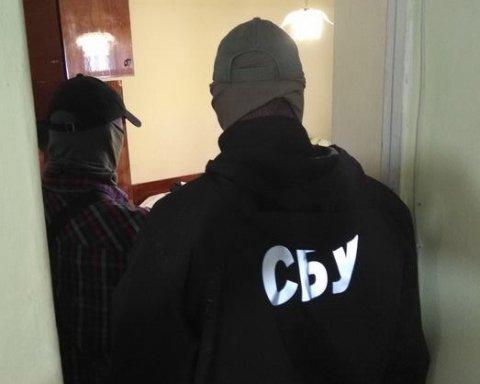 СБУ наведались с обысками к коллегам в Запорожье