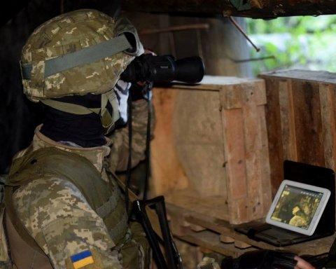 Украинские бойцы уничтожают врага на Донбассе вдвое быстрее