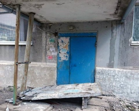 8-річна дитина, на яку впала стіна на Донеччині, померла у лікарні