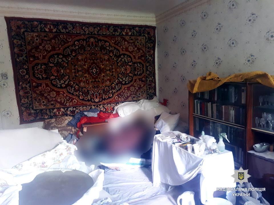 Вчительку задушили у власній квартирі: всі подробиці