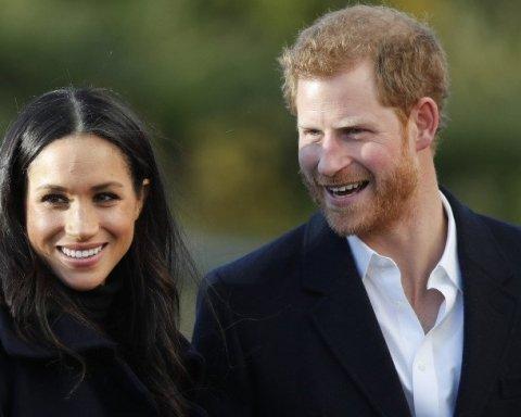 Свадьба принца Гарри и Меган Маркл: появились потрясающие подробности (видео)