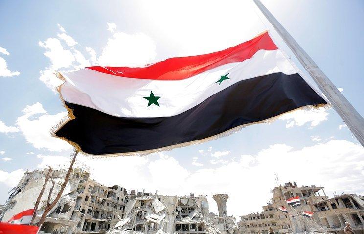 В Евросоюзе продлили санкции против Сирии
