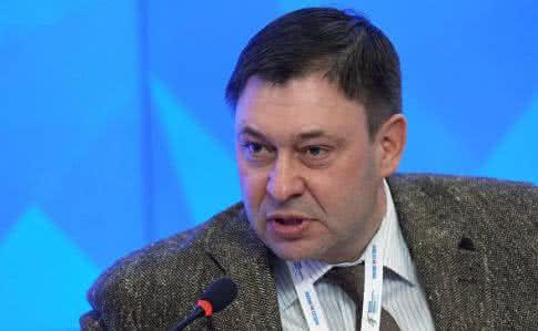 """Суд арештував керівника """"РИА Новости Украина"""""""
