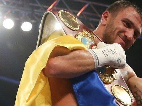 Український чемпіон Ломаченко назвав дату наступного бою