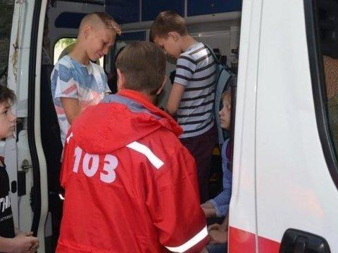 У Миколаєві кількість госпіталізованих школярів зросла до 39