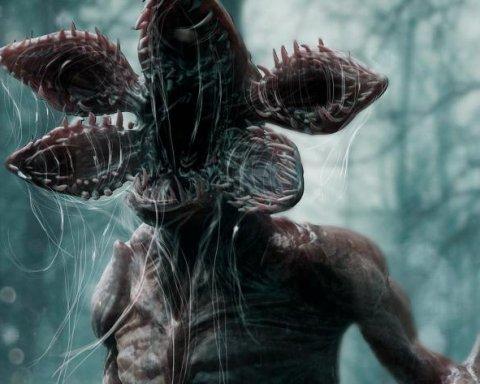 Загадочное существо снял на камеру блогер в США (видео)