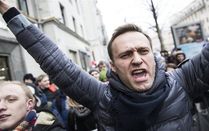 Российский суд арестовал Навального на 30 суток
