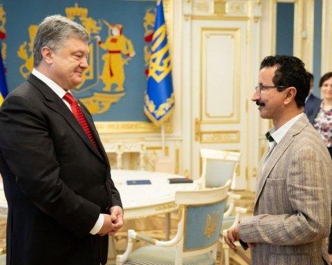 Порошенко привлекает в Украину инвестиции одного из крупнейших портовых операторов мира