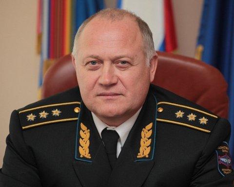 Звільнення з посади Ігоря Шерстнікова