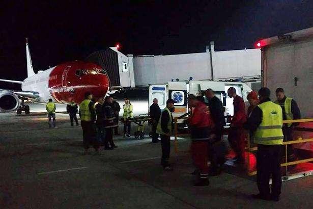 ВоЛьвове экстренно сел самолет: известна причина