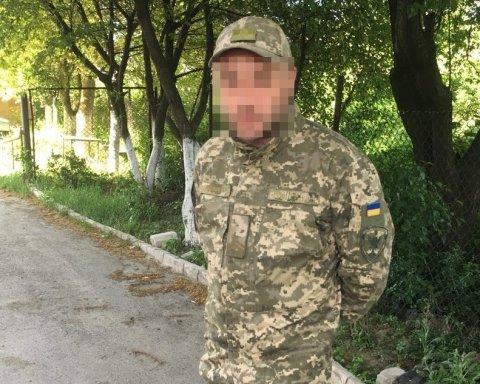Нетверезий військовий погрожував дружині бойовою гранатою