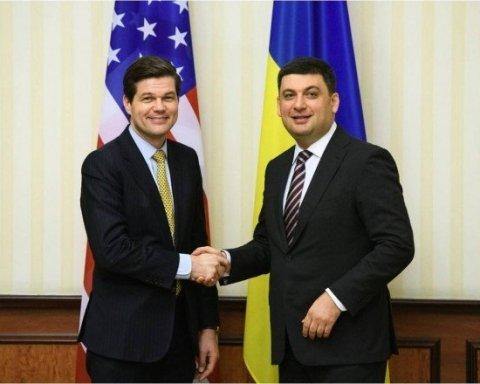 Сотрудничество Украины с МВФ: Гройсман и Митчелл обсудили стратегические вопросы
