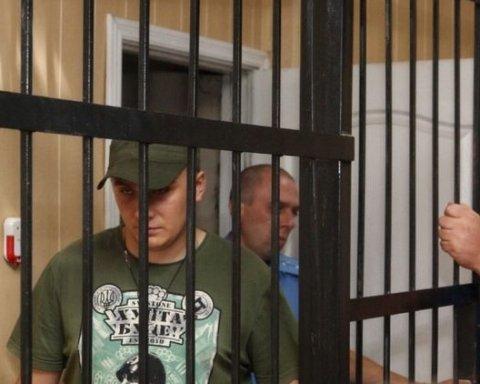 Сергей Стерненко зарезал человека