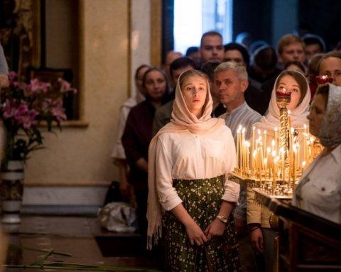 П'ятидесятницю почали святкувати в Києво-Печерській лаврі