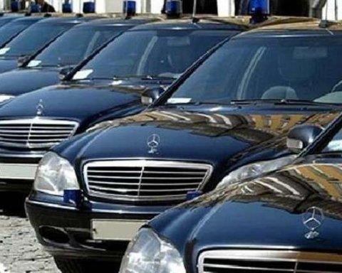 Владельцы элитных авто заплатили более 21 млн грн налога