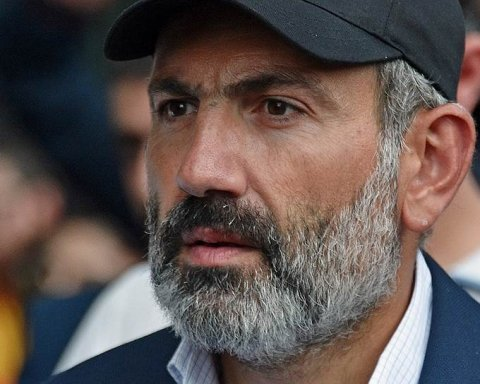 Офіційно: лідер опозиції прийшов до влади в Вірменії