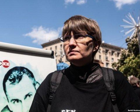 Сестра рассказала о тяжелом состоянии здоровья Сенцова: подробности