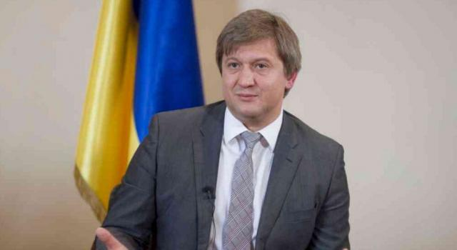 Глава Минфина Александр Данилюк