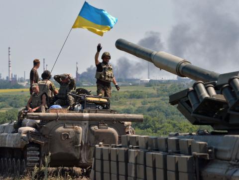 Две трети обстрелов оккупанта пришлись на Донецкое направление — штаб ООС